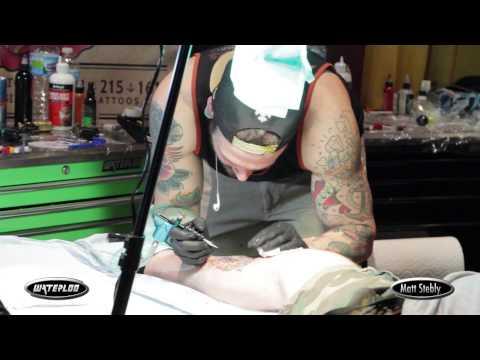 Matt Stebly talks about the Waterloo Tattoo Storage