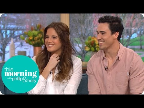 Made in Chelsea's JP & Binky Reveal Their Relationship Status and Baby Reactions | This Morning from YouTube · Duration:  5 minutes 45 seconds