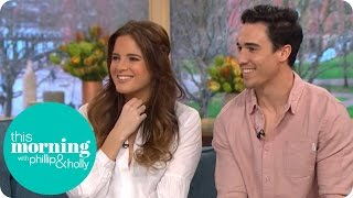 Made in Chelsea's JP & Binky Reveal Their Relationship Status and Baby Reactions | This Morning