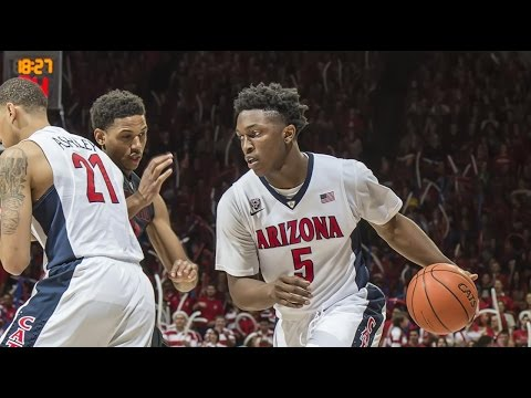 Stanley Johnson highlights: Pac-12 Freshman of the Year looks to blossom in NBA