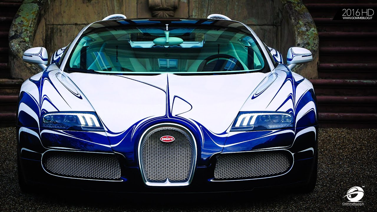 Bugatti Grand Sport L Or Blanc How It S Made Making Of