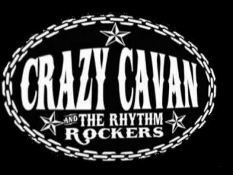 DRINKIN´  WINE -  CRAZY CAVAN & THE RHYTHM ROCKERS