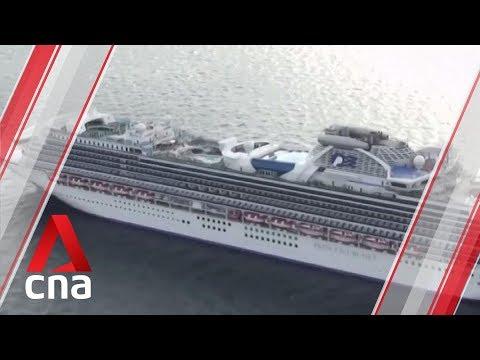 At Least 10 On Quarantined Cruise Ship In Japan Test Positive For Novel Coronavirus