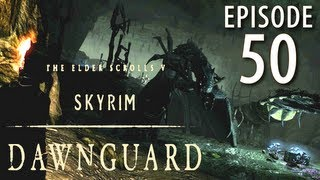 Skyrim: Dawnguard Walkthrough in 1080p, Part 50: More Falmer & Secret Passage (Let's Play, 1080p)