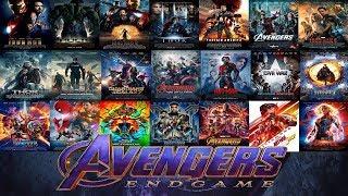 Classifica - 22 Film Marvel