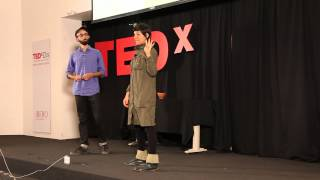 A Bowl is not a Bowl: Diego Mier y Terán and Kythzia Barrera at TEDxDIS