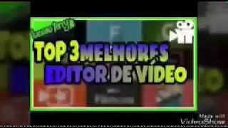 Top3 melhores editor de video