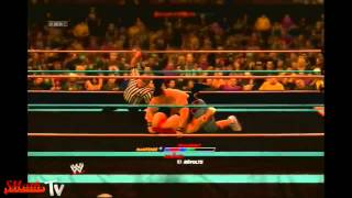 SMath Tv :: Gaming :: WWE 2K14 Cm Punk Blackhawks vs. John Cena Bruins