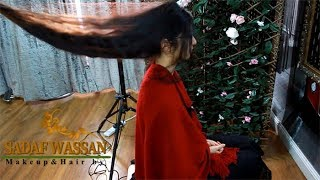Hair style for long hair ( without hair extension )