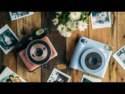 Fujifilm Instax SQ1 vs SQ6: Which is The Best Instant Film Camera?
