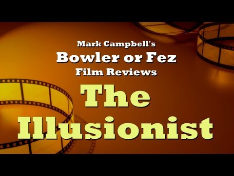 The Illusionist (2006) Film Review