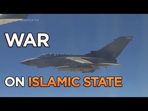 Inside Al Udeid: Leading the Air War Against Islamic State   Forces TV