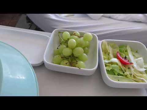 Германия. Обед в больнице. Странный режим питания 🤔