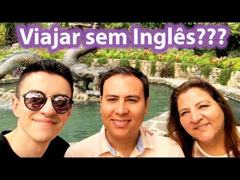 As aventuras da minha mãe sem inglês em Vancouver