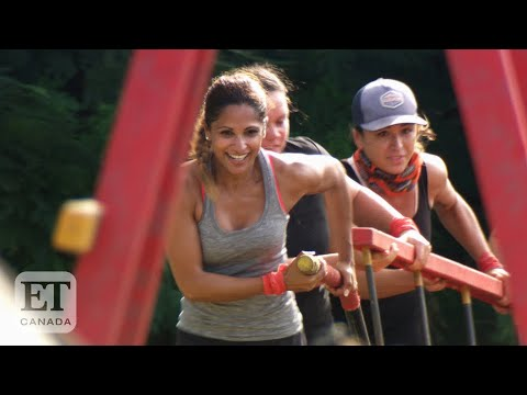 'Survivor: Winners At War': Sangita Patel Runs An Immunity Challenge