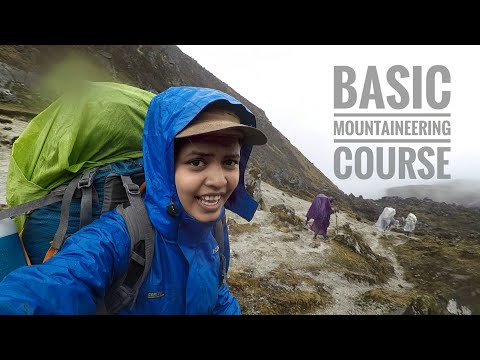 Every Basic Mountaineering Course video EVER! | Himalayan Mountaineering Institute | Episode 1