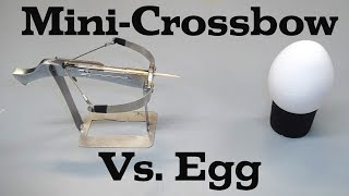 Product Review: Mini Crossbow by DMAIP from Amazon