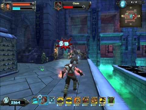 Orcs Must Die 2 - Level 12 - Crunch - 5 skulls guide