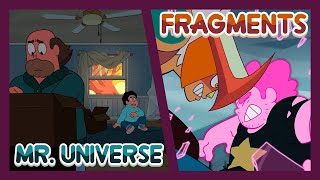 Mr. Universe e Fragments (Review e Análise) - Steven Universo Futuro