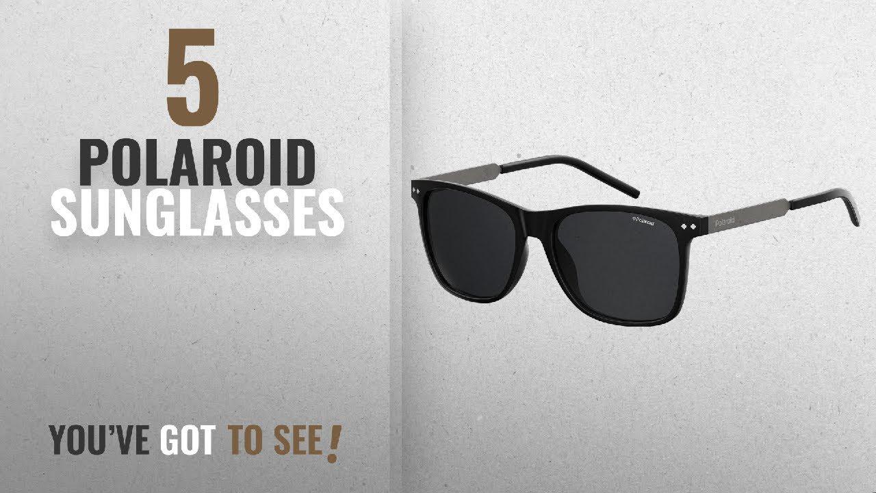 ed95de107f Top 10 Polaroid Sunglasses  2018   Polariod Polarized Square Unisex ...