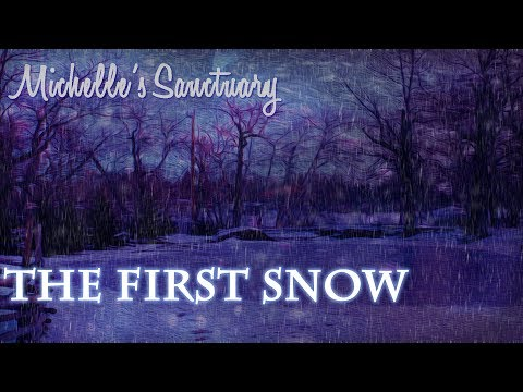 """The First Snow"" Hypnotic Bedtime Story and Guided Meditation (ASMR)"