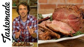 Thanksgiving Pork Butt   The Tastemakers-Frankie Celenza