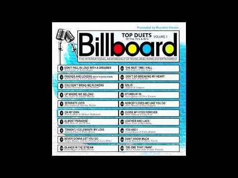 Billboard Top Duets of the 70's & 80's - Volume 1