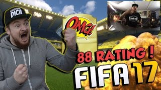 FIFA 17 PACK OPENING | 88 RATING IM PACK !!! | OMG !!!