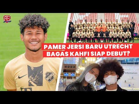 BAGUS KAHFI PAMER JERSEY BARU FC UTRECHT