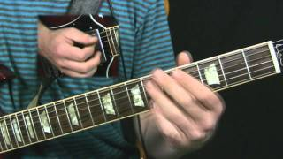 Gothic Guitar Lesson - Tritone Arpeggiations & Dark Descending Sounds