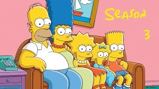 All couch gags - Each Episode - Simpsons [Season 3]