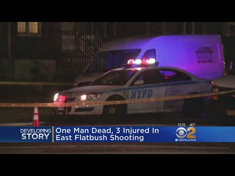 Deadly Shooting In East Flatbush