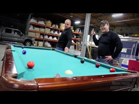 SSI's Shred of the Month - Pool Table (D)