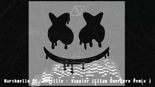 Marshmello Ft. Bastille - Happier (Elián Guerrero Remix ) Progressive house