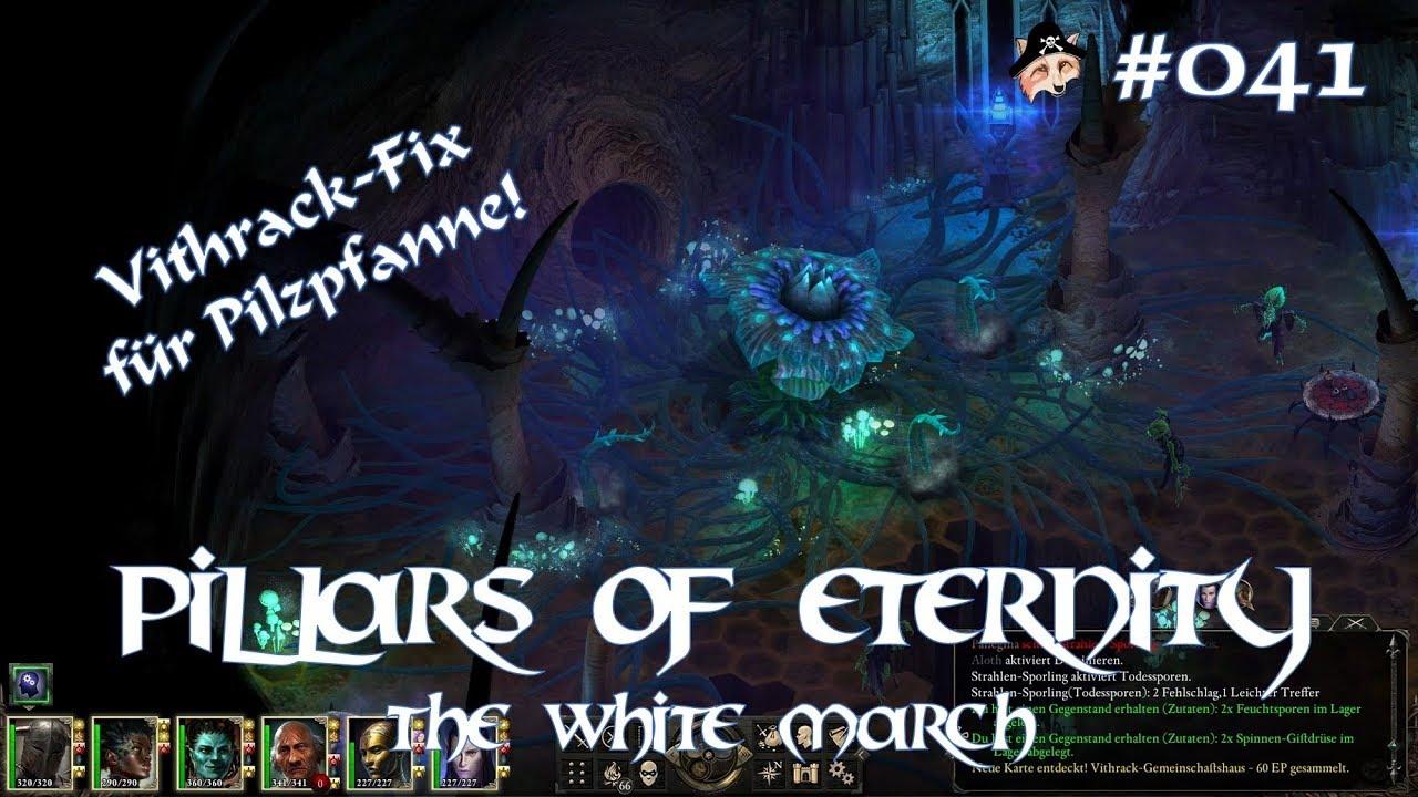 Pillars Of Eternity Karte.Pillars Of Eternity The White March 041 Vithrack Fix Für Pilzpfanne