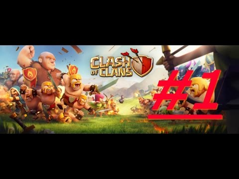 Clash Of Clans#1(début) PC