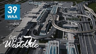 Cities Skylines: Westdale EP39 - Airport Metro, Parking, and Services [PART 2]