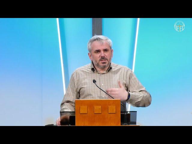 Serviciu Divin 21.02.2021 - seara - predica fr. Teofil Gavril - Despre adictii