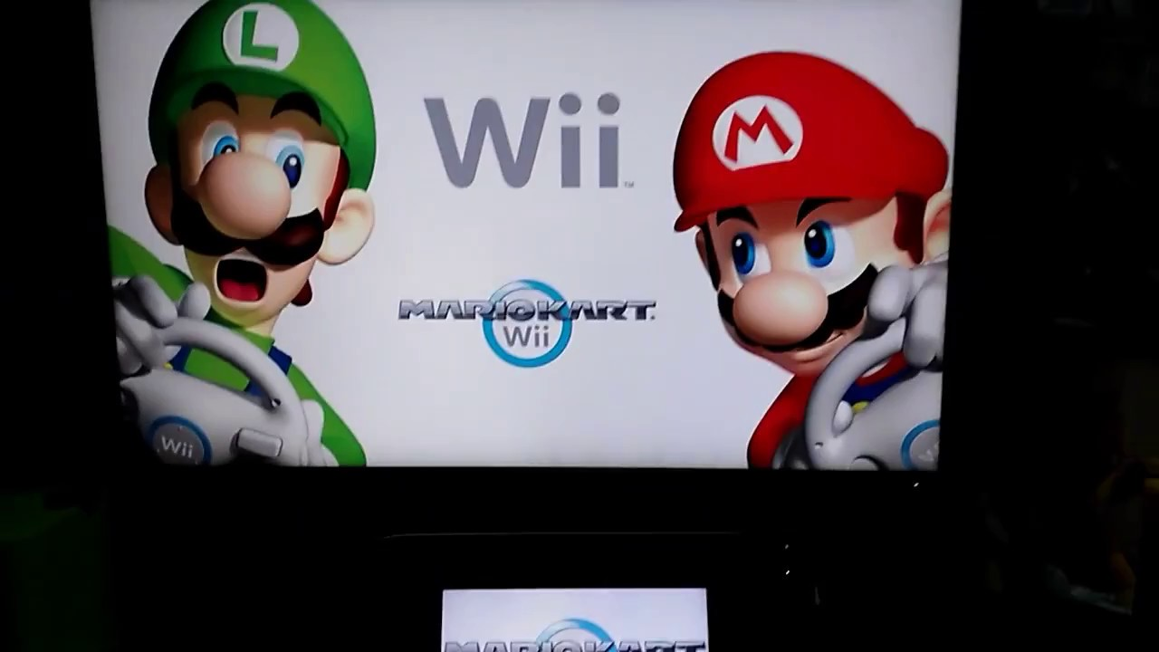 Wii on Wii U VC Injecting With GamePad Controller