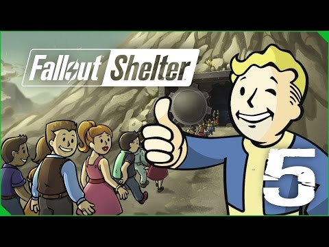 FALLOUT SHELTER | Capitulo 5 | MISIONES!!! Esto está brutal :D