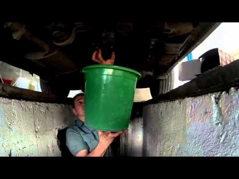 Замена топливного фильтра Chevrolet