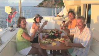 Lagoon 440 Yacht Tour - Festiva Sailing Vacations