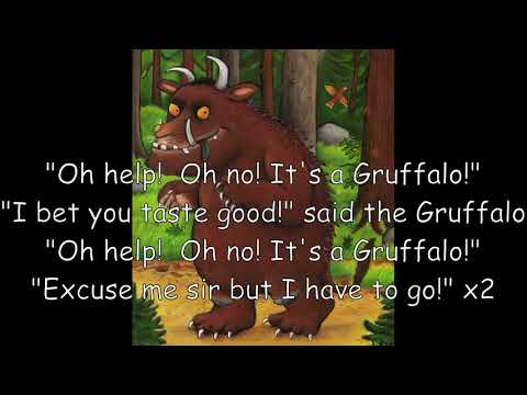 The Gruffalo Song Jam