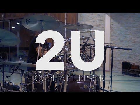 2U - Guetta Ft. Justin Bieber |  LIVE PERFORMANCE