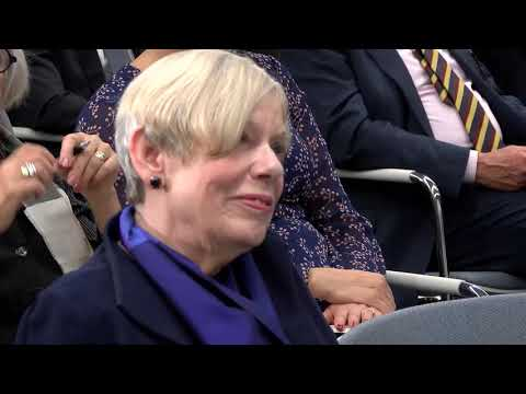 Karen Armstrong delivers 2018 Annual Pluralism Lecture - YouTube