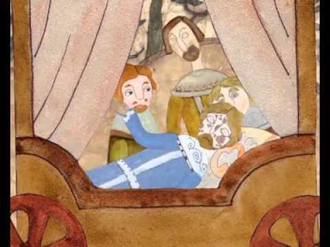 Мультфильм сказание о петре и февронии 2008