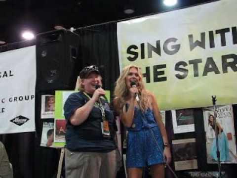 Karaoke with Laura Bell Bundy