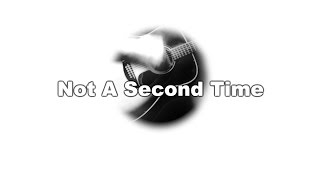 Watch Beatles Not A Second Time video