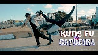 Kung Fu Vs Capoeira - Street Fight Episódio 01 - PINOIA FILMES thumbnail