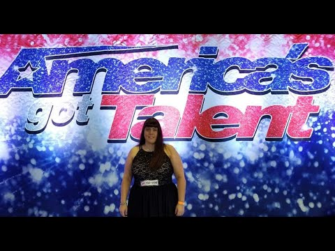 How Great Thou Art | AGT Audition 2019 - Kelly Coberly (Audio Video)